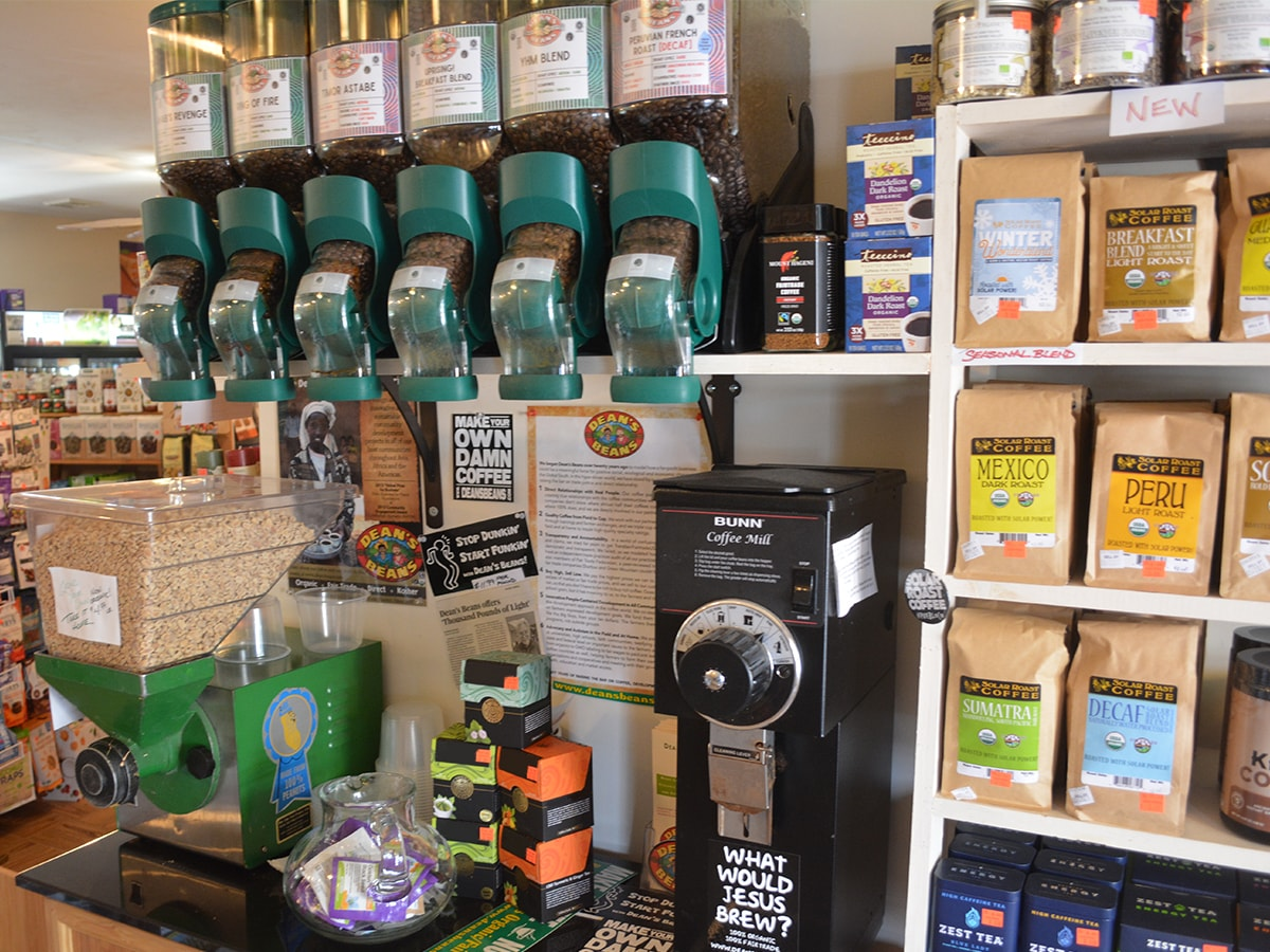 Coffee And Tea Area