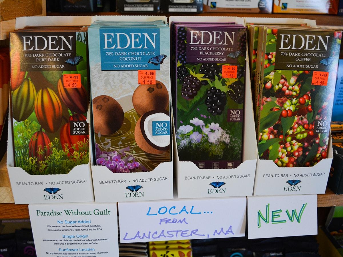 Eden Dark Chocolate