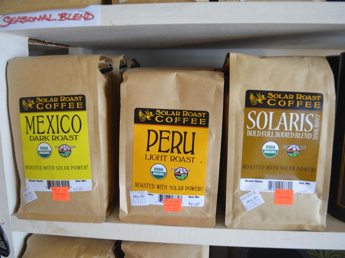 Solar Roast Coffee